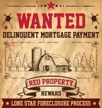 Avoid The Texas Nine-Step Foreclosure Dance